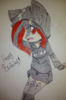 Happy Birthday!! by NightmareQueenKasei