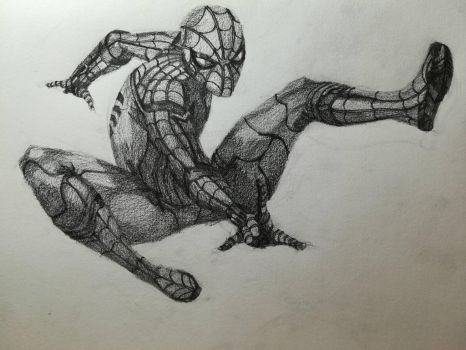 Spider-man Homecoming by Andrix9743
