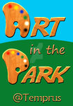 Art in the Park Logo by ilyraChardin