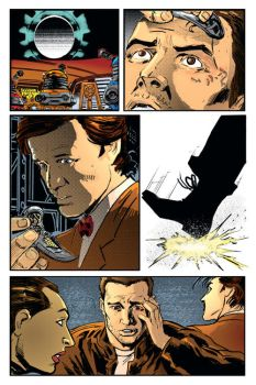 Dr Who Only Good Dalek pg105 by Drivaaar