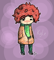 another kyle by julzmae