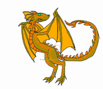 Regal Copper dragon abopts {open} by deeznuts300