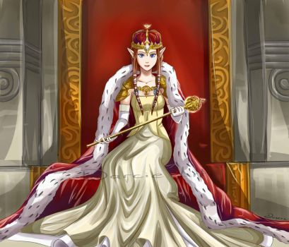 The Queen by Darcie1