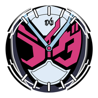 Zi-O RideWatch by markolios