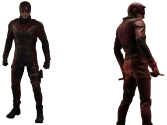 Daredevil (2) - Transparent! by Camo-Flauge