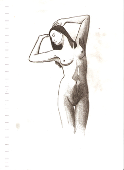 Naked Womana by BillyTwo