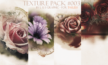 Texture Pack #003 - l u s for Tayless by lusG