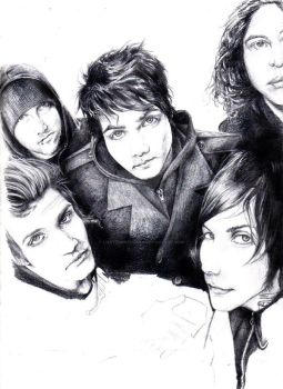 My Chemical Romance by LieutenantDeath