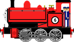 Tad the 2F Austerity Engine by pixelpallet6