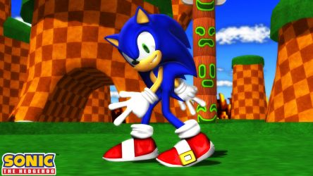 (MMD Model) Sonic the Hedgehog 2.0 Download by SAB64