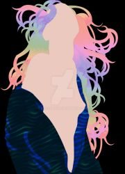 Colorfulhair thing by Eye-crazy