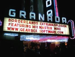 Borderlands at the Granada by policegirl01