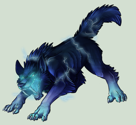 Skoll by MintyMaguire
