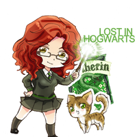 Slytherin! by Lost-in-Hogwarts