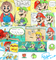 Sample of my comic by Dino-drawer