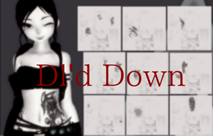 Tats and wounds (body Textures)- (DL DOWN) by RavenKiryu