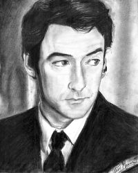 John Cusack by AfterTheBreaking