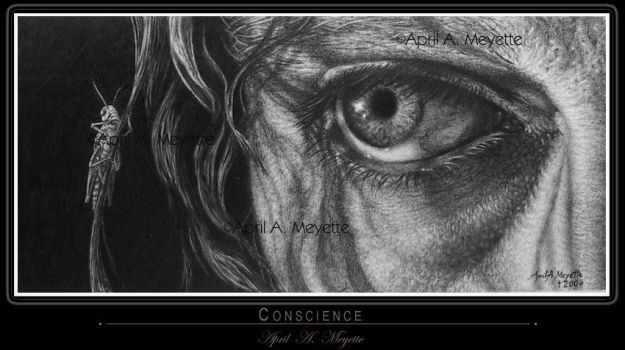 Conscience by Aprilart