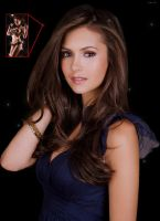 Growing Nina Dobrev (6 of 6) by ZituKX