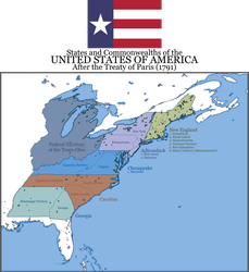 Commonwealths of the Early United States by Mobiyuz