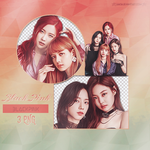BLACKPINK 3 PNG PACK #36 by liaksia by liaksia