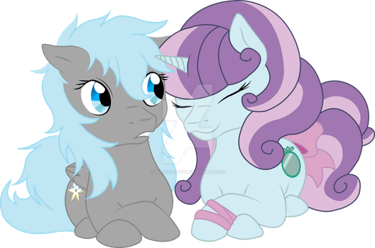 Tempest and True Vision Vector by NinjaShorty