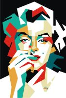 Mm | WPAP EDHO by edhoartwork