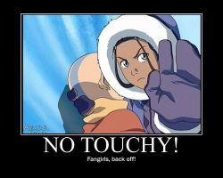 Kataang- No Touchy by eleew
