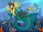 Nami - League of Legends by Bastet-sama