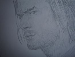 Lost - James 'Sawyer' Ford. by Rand0mD00dles
