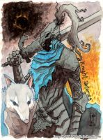 Knight Artorias by jmdesantis