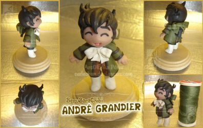 Chibi Andre Miniature by eERIechan