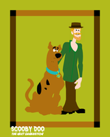Scooby Doo SR and Shaggy Rogers by MIKEYCPARISII