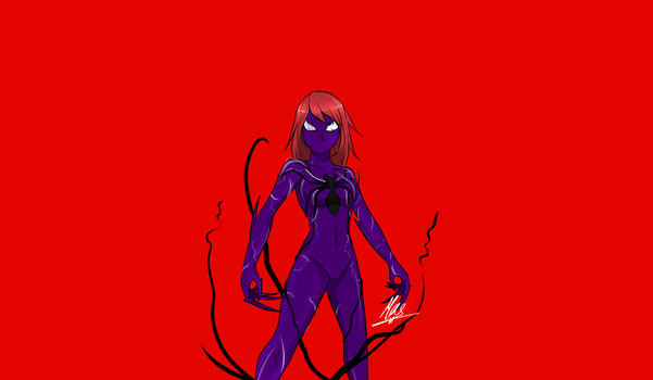 Wallpaper(Symbiote Creation)Full Form by Deucemax