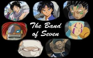 The Band of Seven by xjesus-freakx