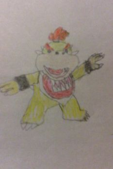Bowser Jr. by Nintendofan364