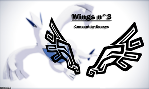 [MMD] Download- Wings n-3 by Kinishan