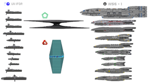 Size Chart - UN IFOR and WSG-1 by Kelso323