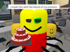 Cake by DespacitoRoblox