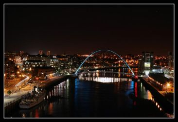 Newcastle and Gateshead by placey