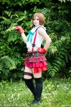 LL - Hanayo cosplay by Achico-Xion