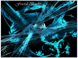 Fractal Brushes Set 1 by KaiPrincess