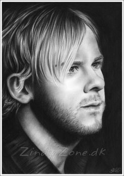 Dominic Monaghan by Zindy