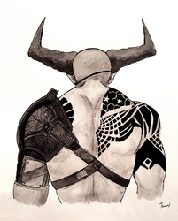 Iron Bull by Thuviel