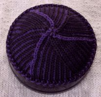 Commission: yarmulke by StarTyrian