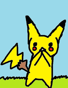 Pikachu by buggy0004