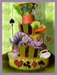 A Very Happy UNbirthday to Me by QueenDevious