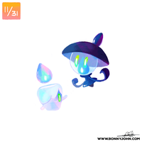 10/11 Litwick and Lampent!
