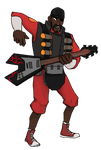 TF2 - Shred Alert and Buck Turner All-Stars by ah-darnit