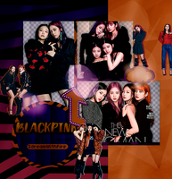 Pack Png 259 | BLACKPINK | #4 by IDreamWithFire